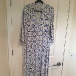 White Label by Rachel Pally. Rosaleen Print Dress.